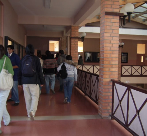 Hall Facultad Ingeniería