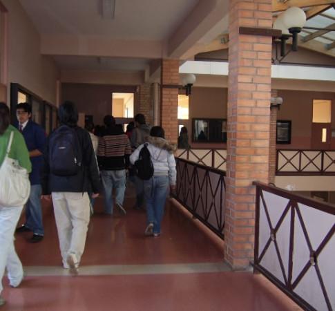 Hall Facultad Ingeniería
