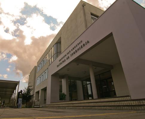 Frontis Facultad Ingeniería